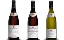 New Packaging Bouchard Père & Fils Bottles